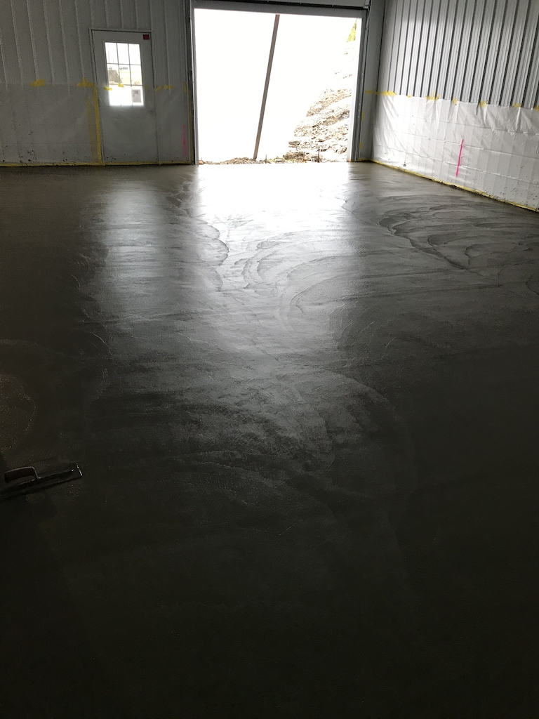 Commercial Concrete Flooring 1